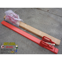 EXTENSION FORKS for BACK HOE - BOB CAT BUCKET 1350kg