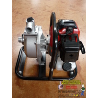 "1"" Water Transfer Pump 1.5hp 50cc 2 stroke"